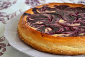 Cheesecake marmorizzata Bimby