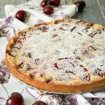 Clafoutis alle ciliegie bimby